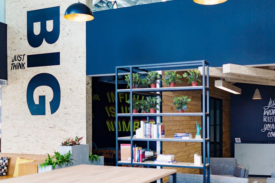 Coworking Space 120 Robinson Road Justco 55