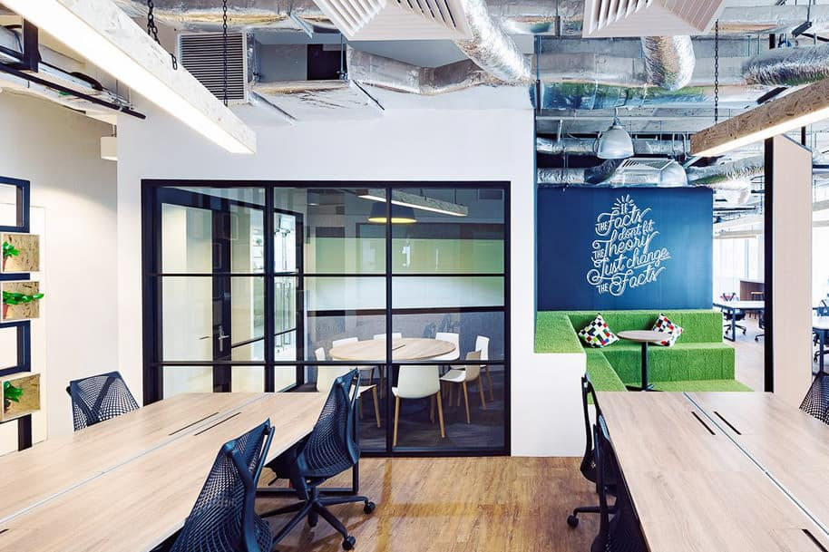 Coworking Space 120 Robinson Road Justco 58