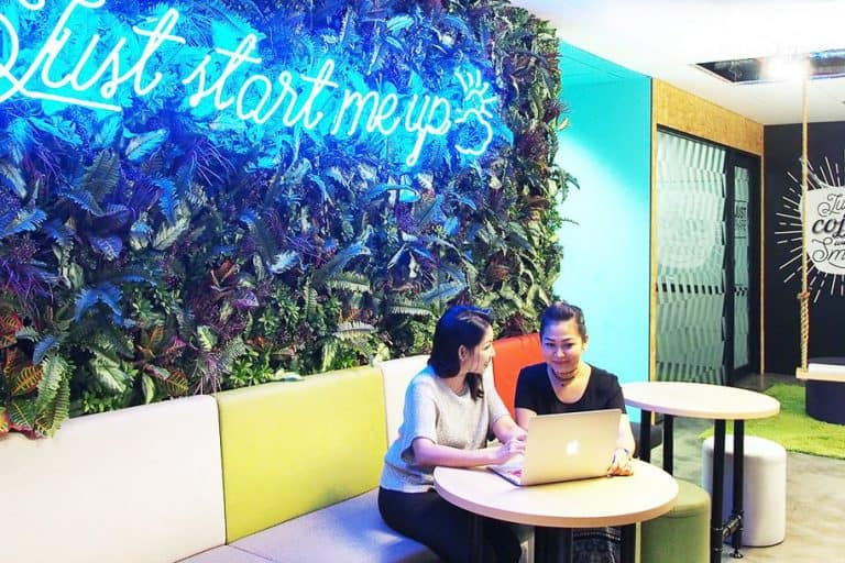 Coworking Space 6 Raffles Quay Justco 01