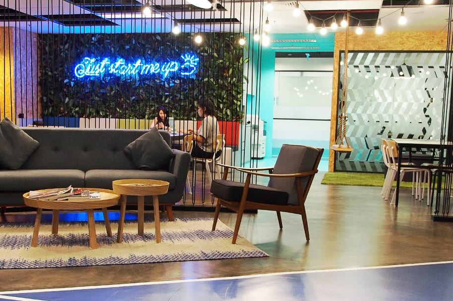 Coworking Space 6 Raffles Quay Justco 02
