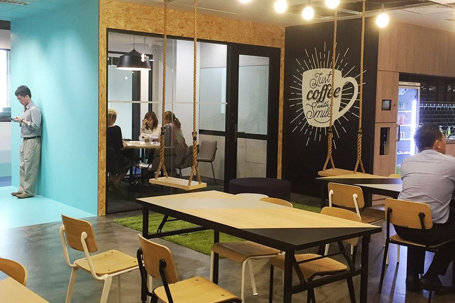 Coworking Space 6 Raffles Quay Justco 05