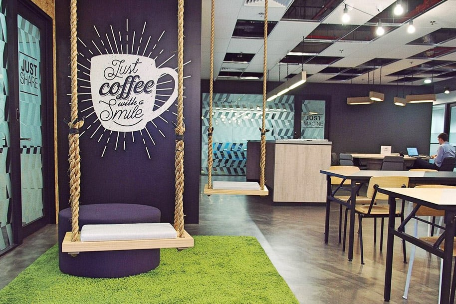 Coworking Space 6 Raffles Quay Justco 06