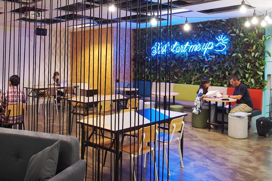 Coworking Space 6 Raffles Quay Justco 07