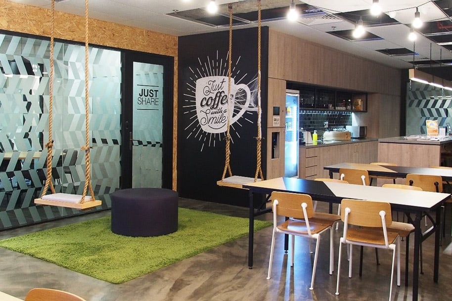 Coworking Space 6 Raffles Quay Justco 08