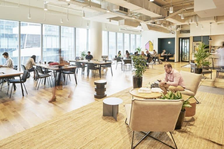 Coworking Space 71 Robinson Road Wework 280