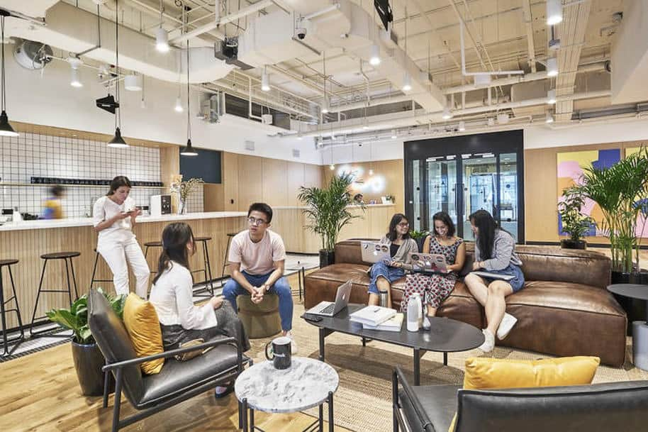 Coworking Space 71 Robinson Road Wework 281