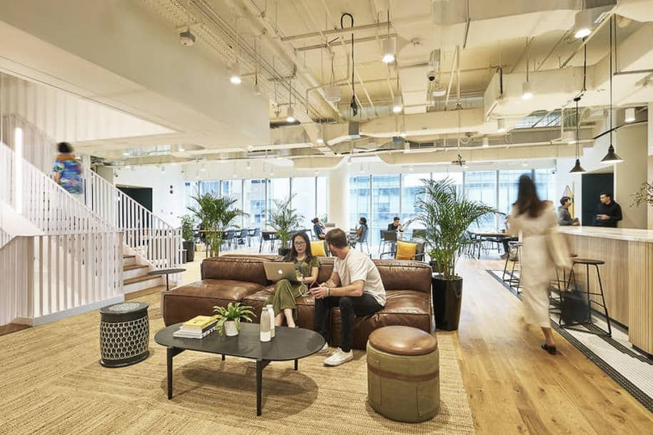 Coworking Space 71 Robinson Road Wework 284