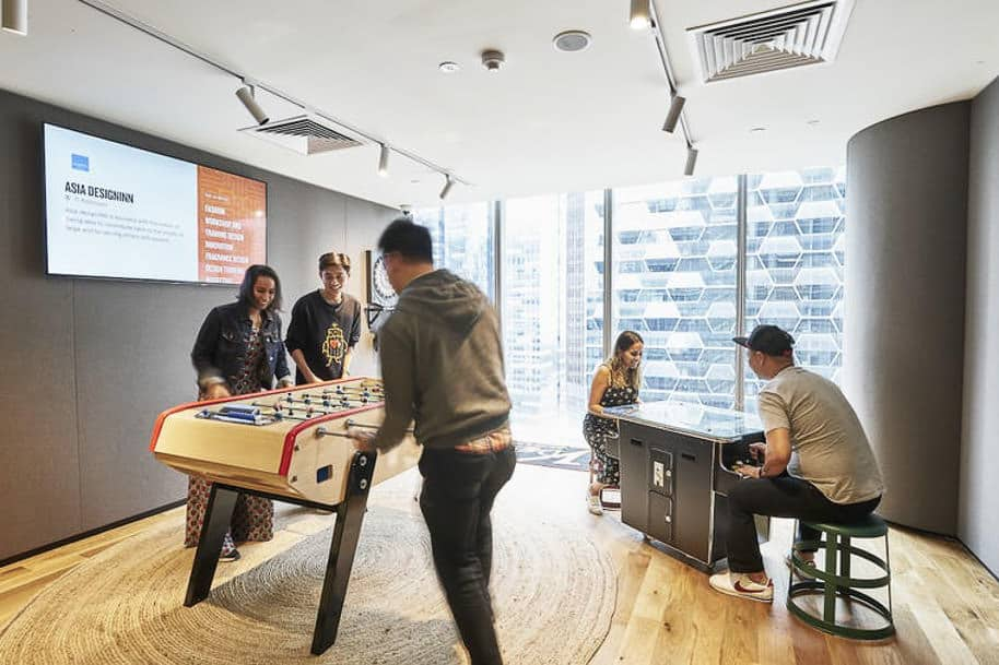 Coworking Space 71 Robinson Road Wework 285