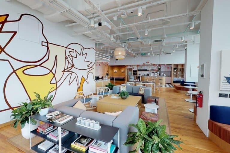 Coworking Space Arc 380 Wework 271