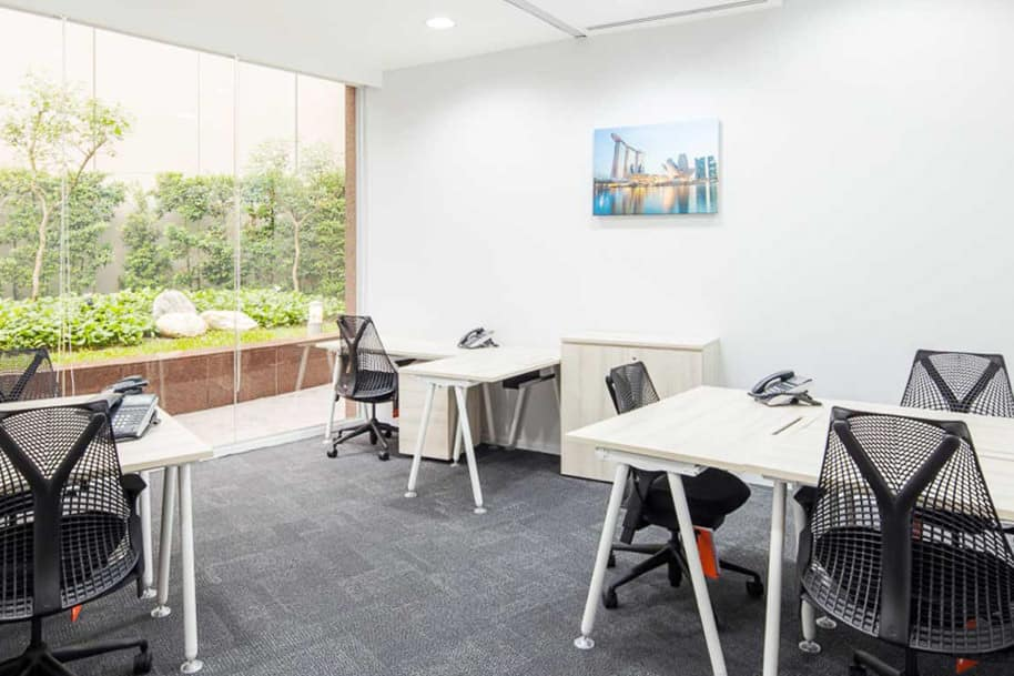 Coworking Space Axa Tower Justco 334