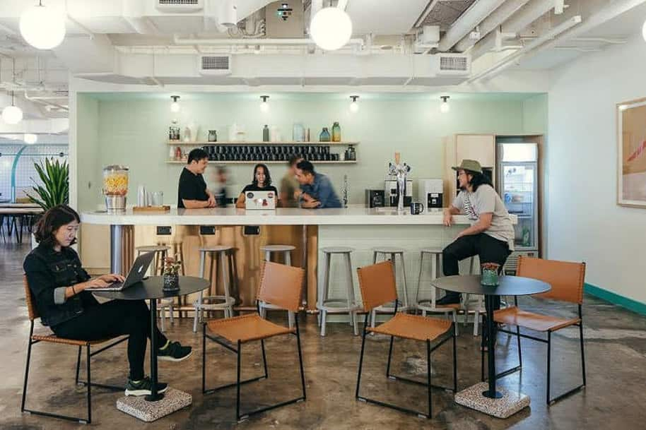 Coworking Space Beach Centre Wework 317