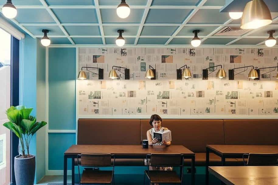 Coworking Space Beach Centre Wework 318