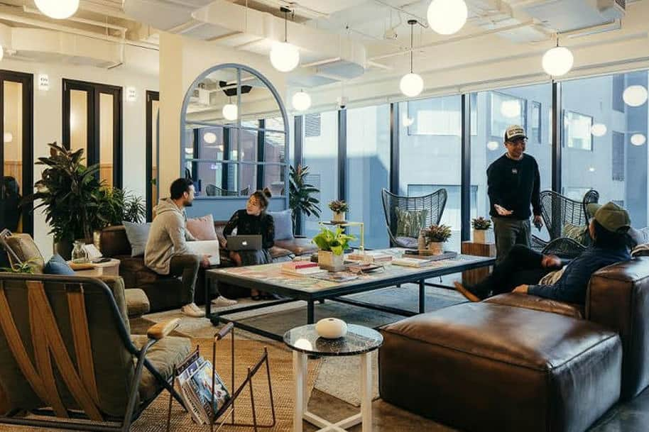 Coworking Space Beach Centre Wework 320