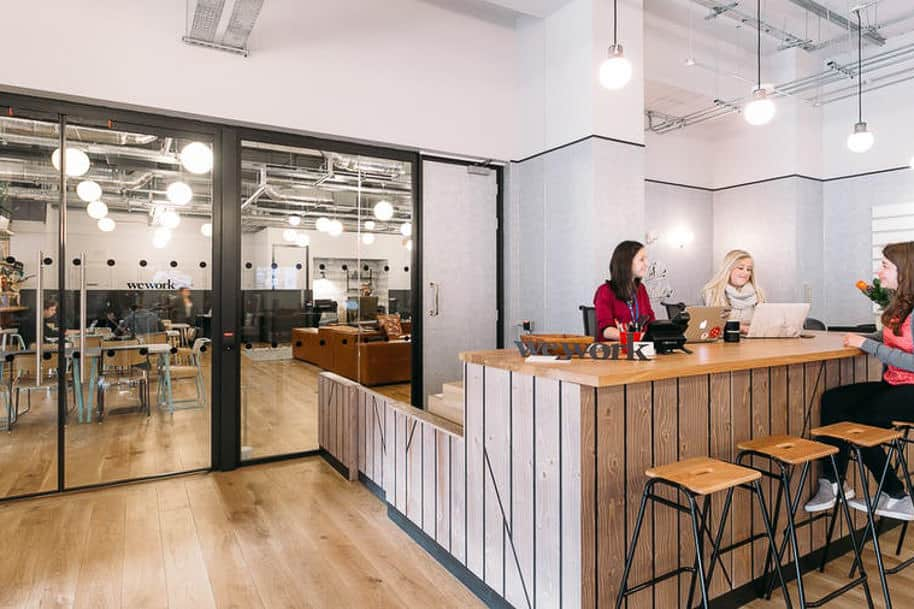 Coworking Space Beach Centre Wework 322