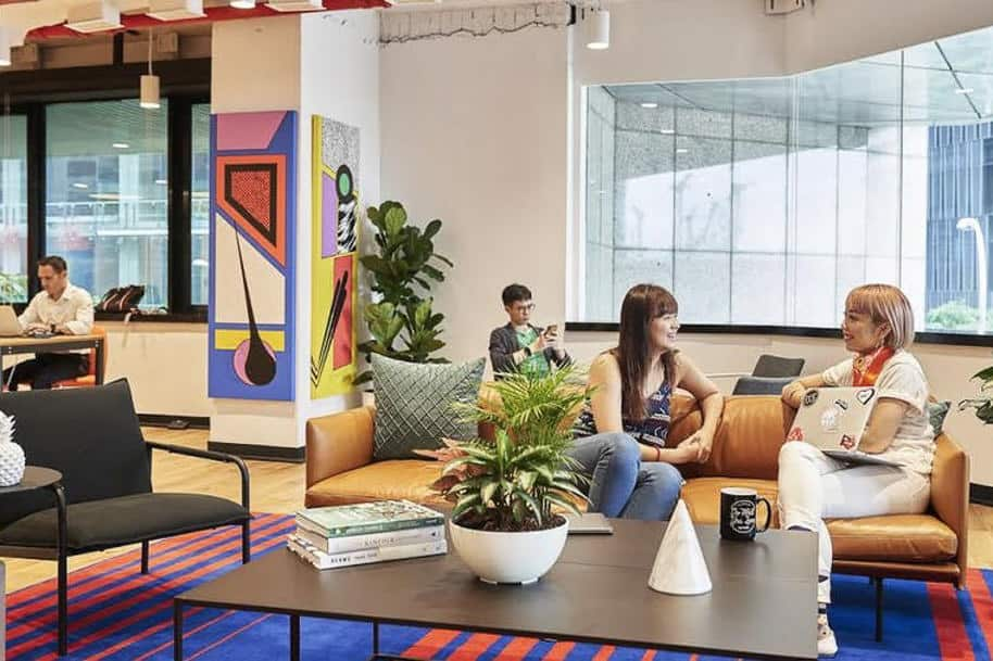 Coworking Space City House Wework 242