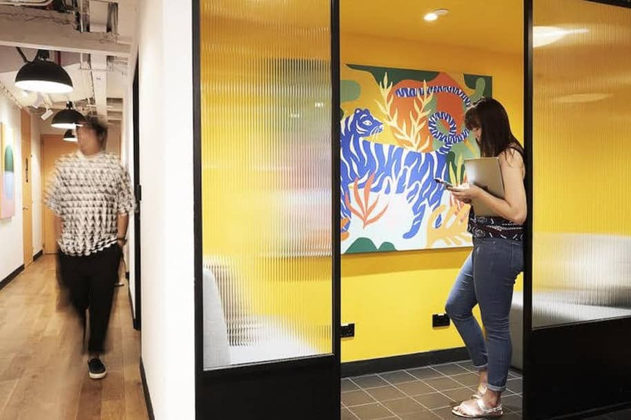 Coworking Space City House Wework 243