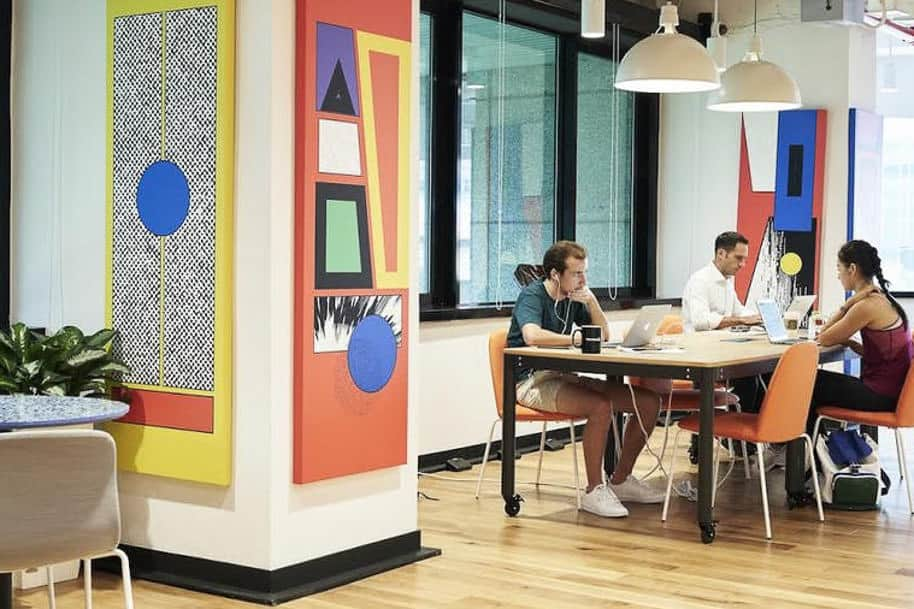 Coworking Space City House Wework 245