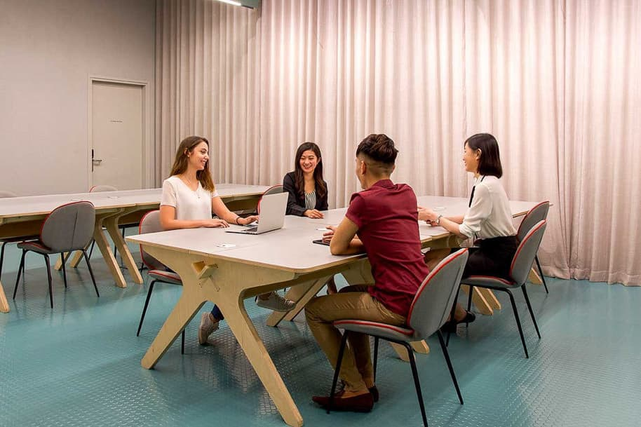 Coworking Space Crown At Robinson Spaces 179