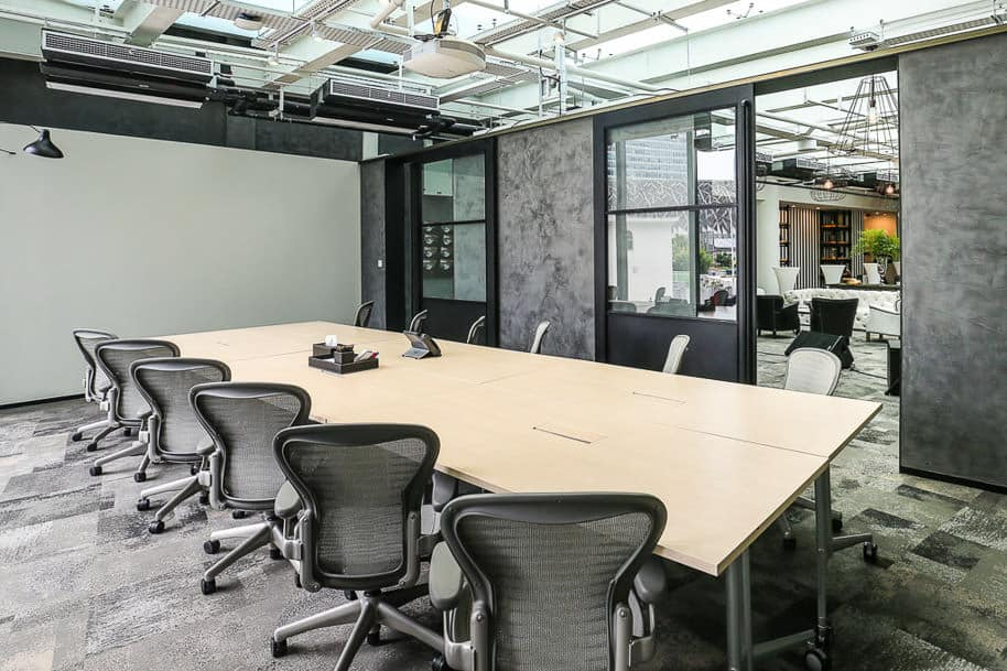 Coworking Space Frasers Tower The Executive Centre 213
