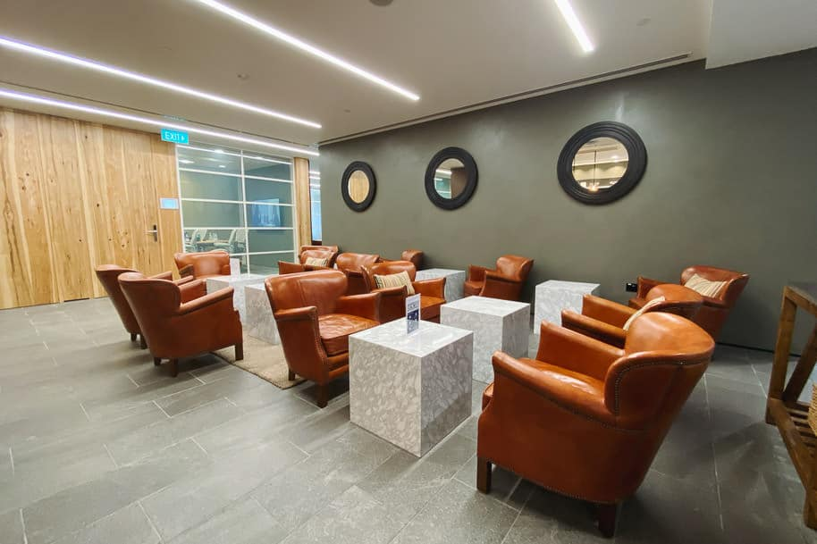 Coworking Space Gateway West The Executive Centre 127