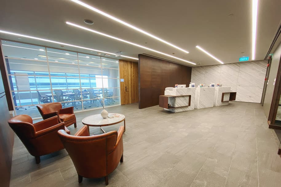 Coworking Space Gateway West The Executive Centre 130