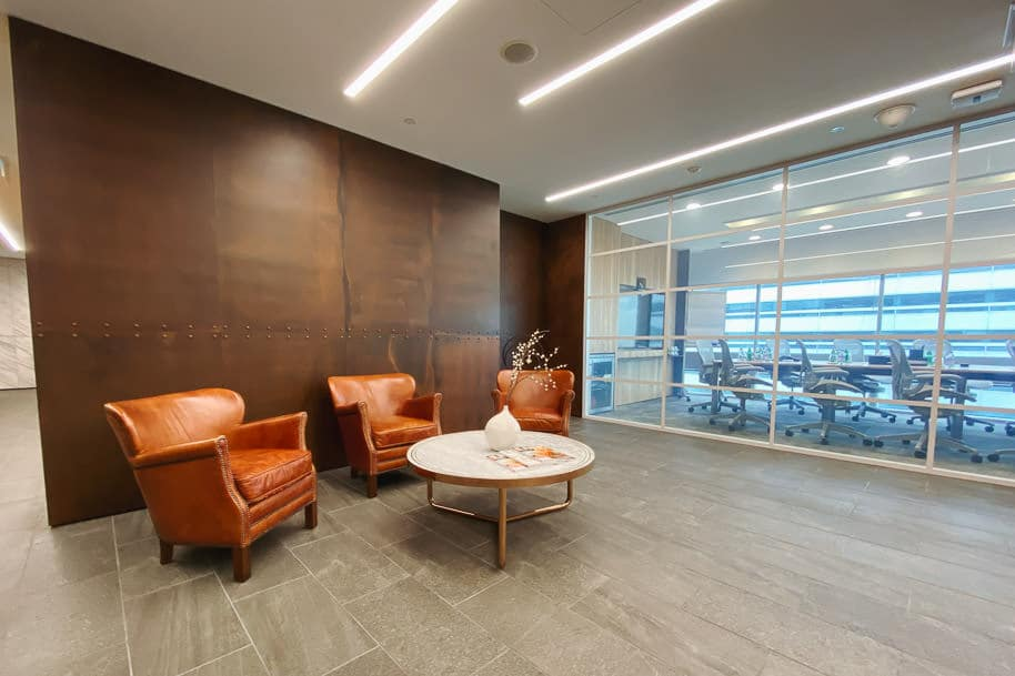 Coworking Space Gateway West The Executive Centre 131