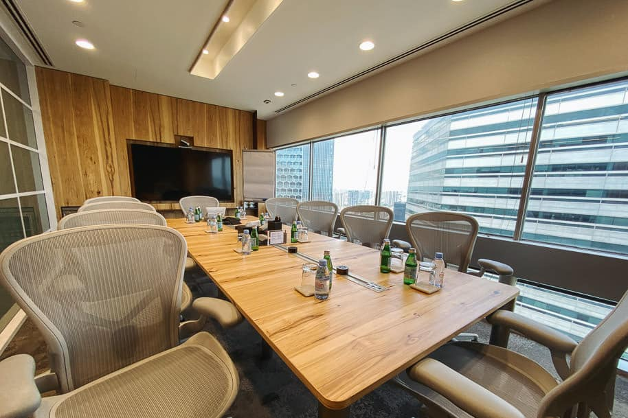Coworking Space Gateway West The Executive Centre 98