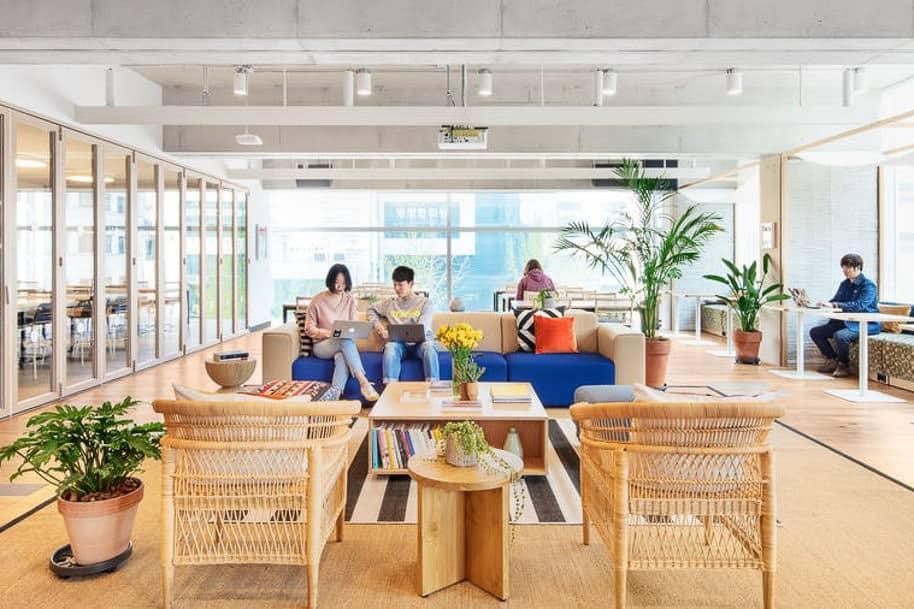 Coworking Space Income At Prinsep Wework 267