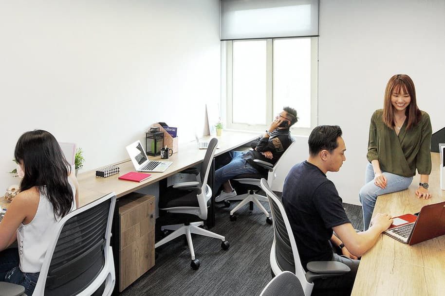 Coworking Space Macdonald House Justco 71
