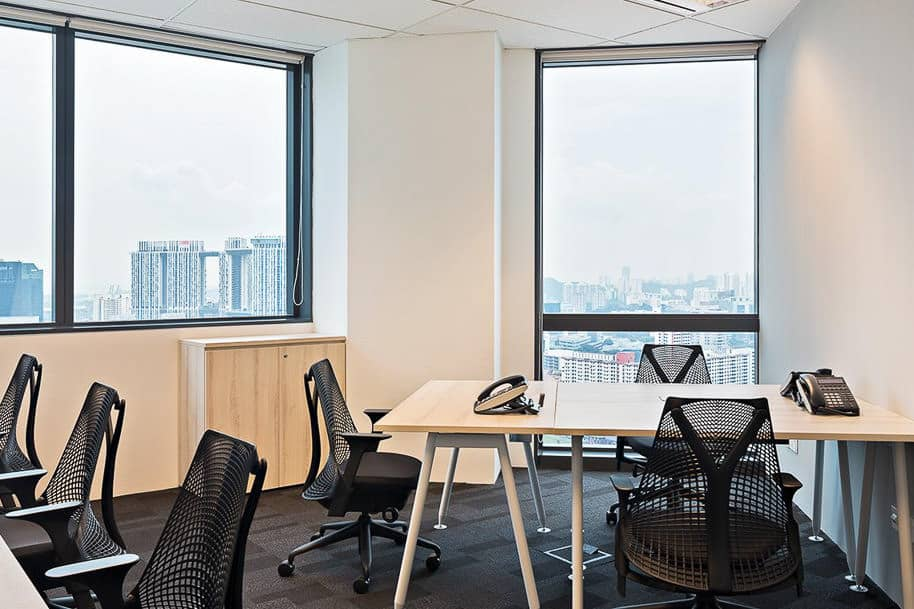 Coworking Space Manulife Tower Justco 25