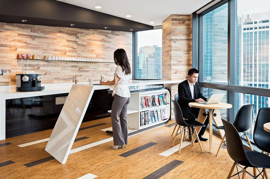 Coworking Space Manulife Tower Justco 26