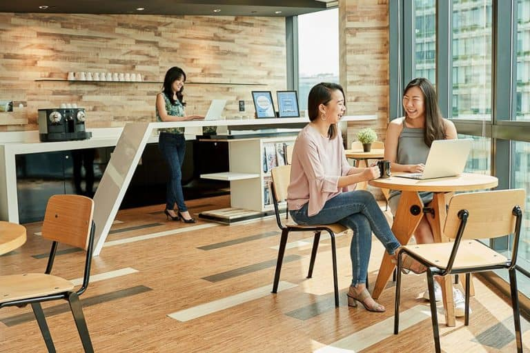 Coworking Space Manulife Tower Justco 92