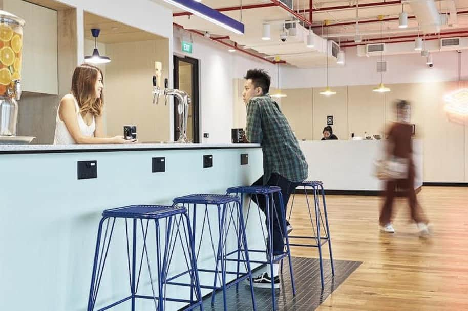 Coworking Space Manulife Tower Wework 299