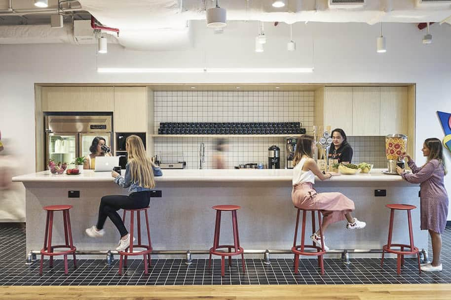 Coworking Space Mapletree Anson Wework 279