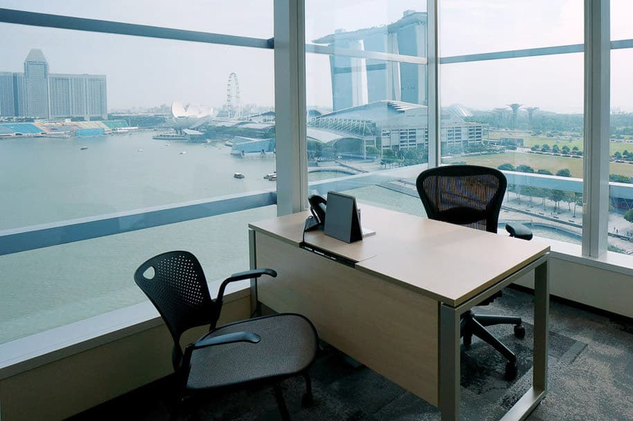Coworking Space Marina Bay Financial Centre Tower 1 The Executive Centre 233