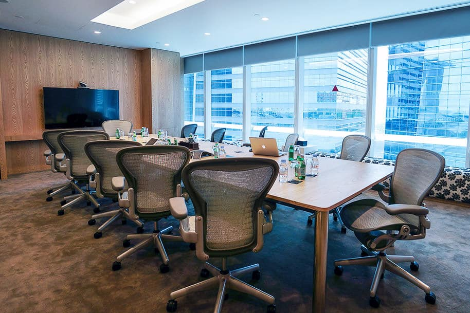 Coworking Space Marina Bay Financial Centre Tower 1 The Executive Centre 237