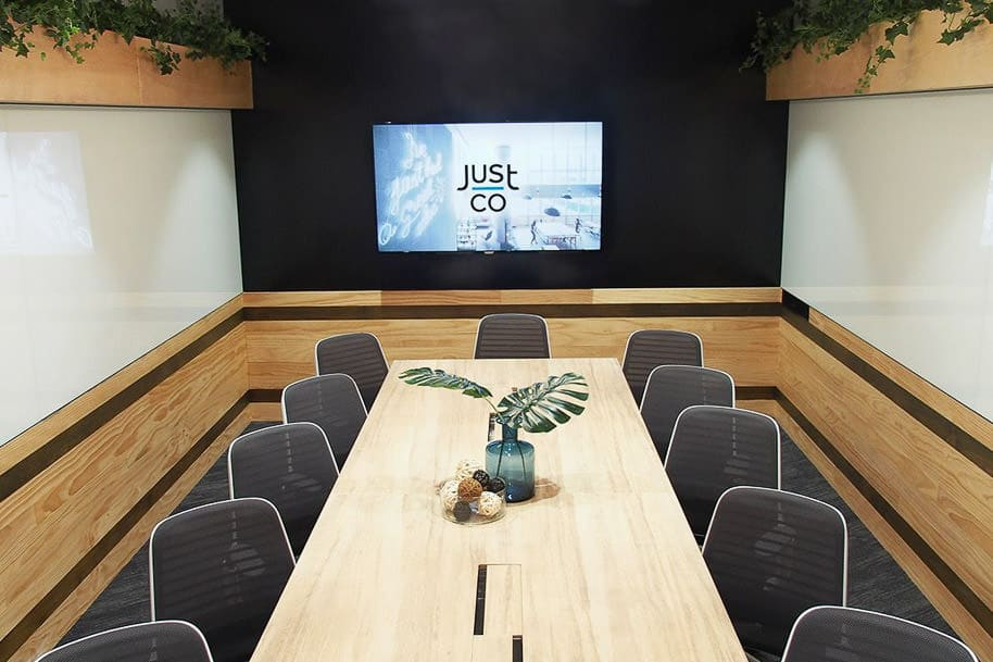 Coworking Space Marina One West Tower Justco 84