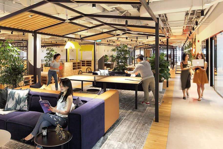 Coworking Space Marina Square Justco 08