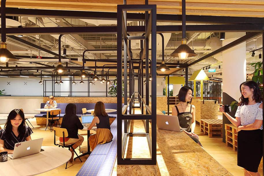 Coworking Space Marina Square Justco 63