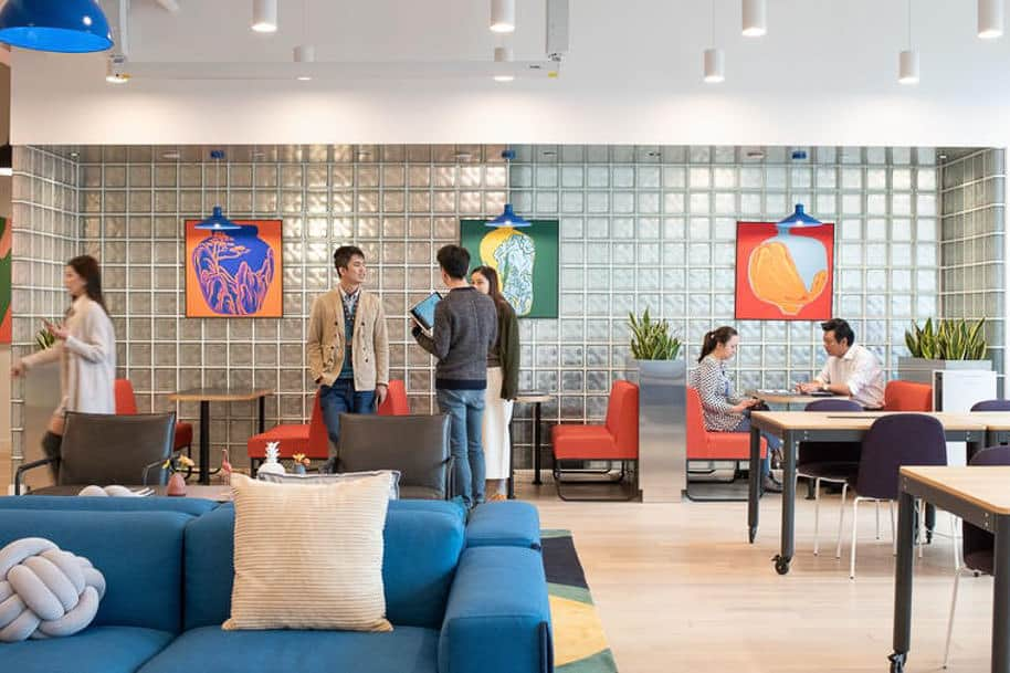 Coworking Space Myp Centre Wework 304