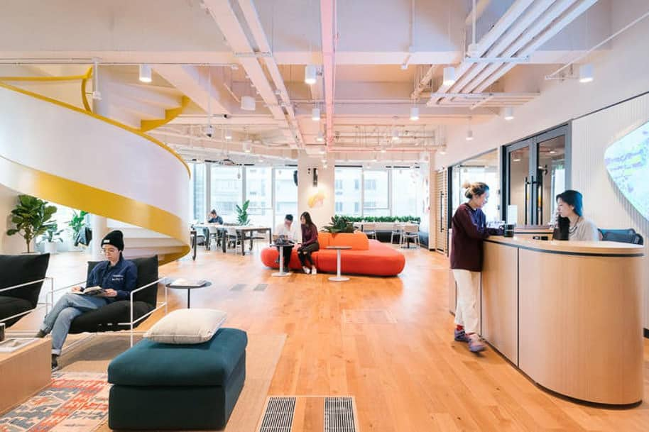 Coworking Space Myp Centre Wework 305