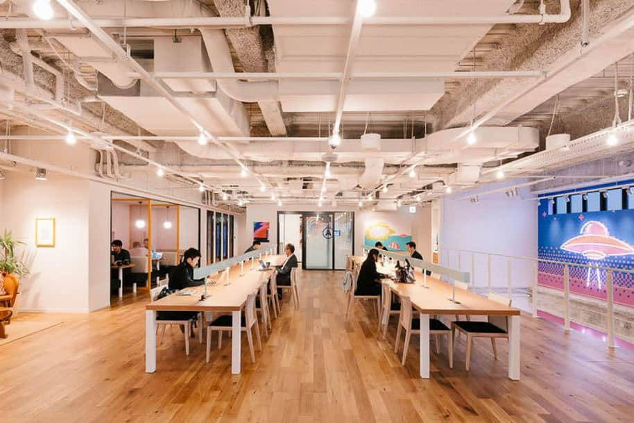 Coworking Space Myp Centre Wework 308