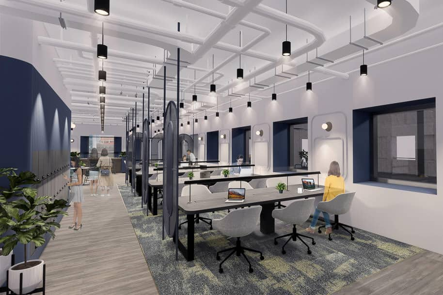Coworking Space Ocbc Centre East Justco 347