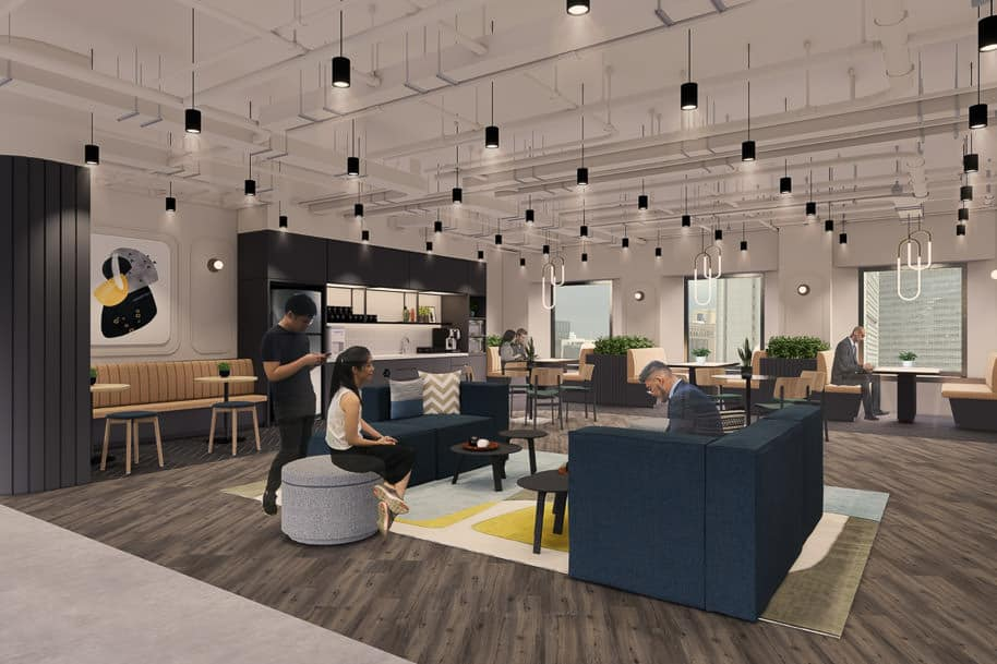 Coworking Space Ocbc Centre East Justco 349