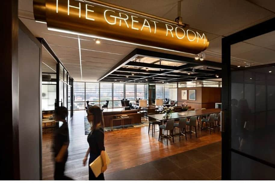 Coworking Space One George Street The Great Room 197