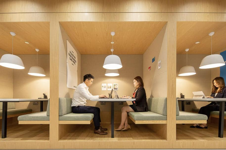 Coworking Space One Raffles Place Spaces 182