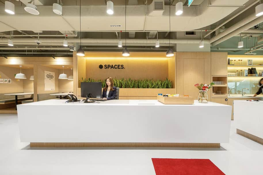 Coworking Space One Raffles Place Spaces 185