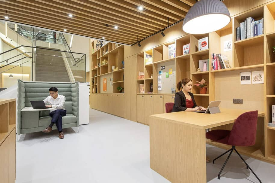 Coworking Space One Raffles Place Spaces 187