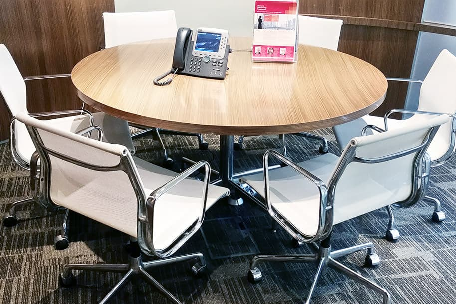 Coworking Space One Raffles Quay The Executive Centre 229
