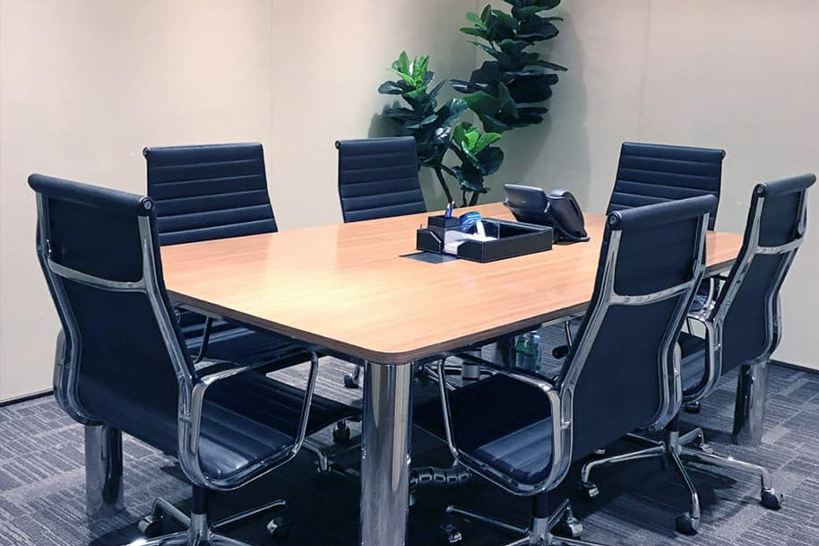 Coworking Space One Raffles Quay The Executive Centre 230